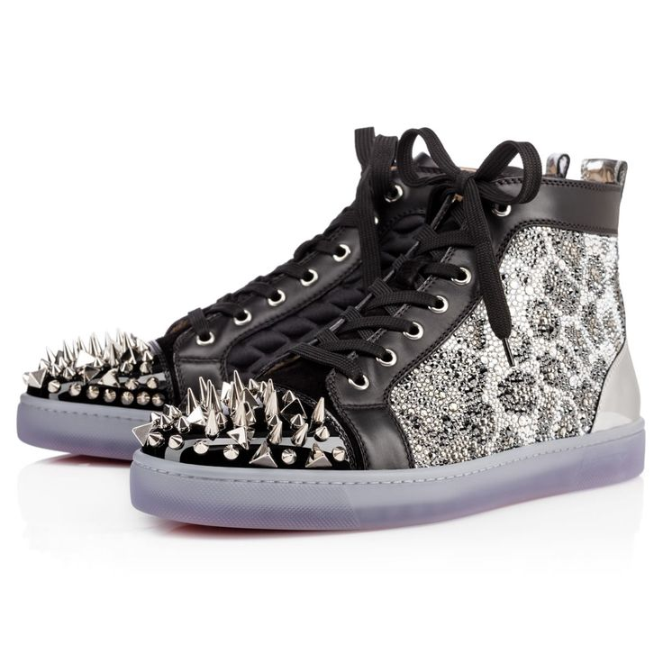 Christian Louboutin | Pull out all the stops