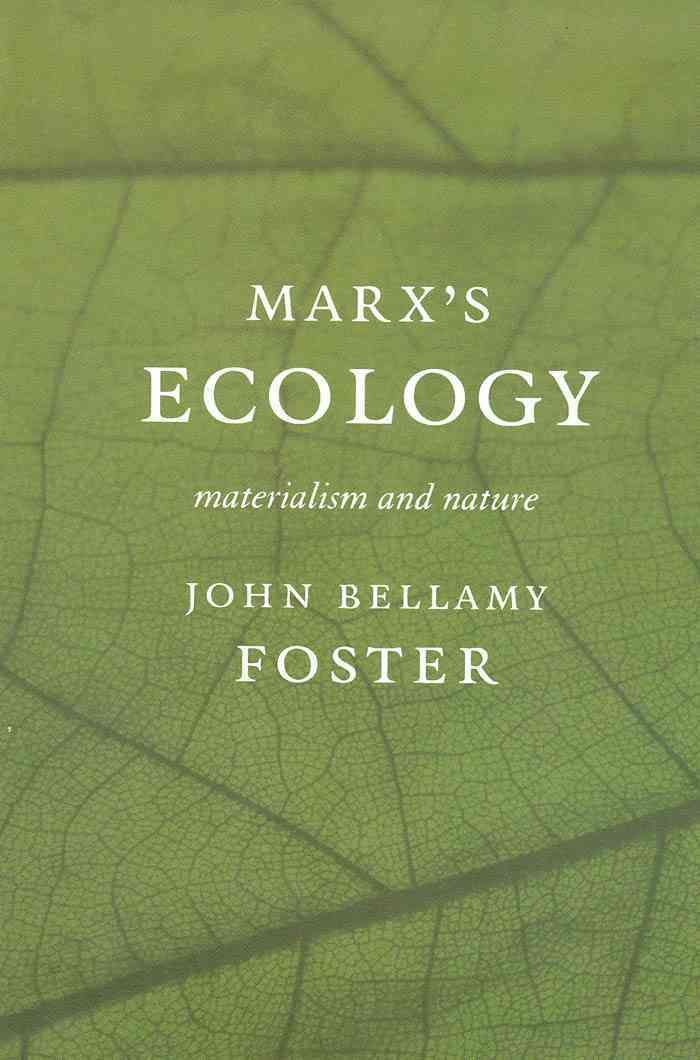Precision Series Marx's Ecology