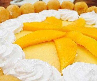 Receta: Carlota de mango - Recetas - Estilo de Vida | TeleticaMovil