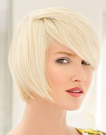 pictures of haircuts with bangs and layers 68 best hair styles for thin hair images on 6304