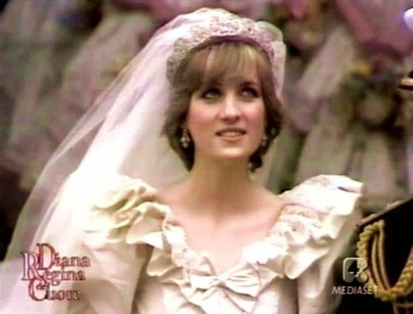 princess diana in guildford cathedral | The Wedding of Lady Diana Spencer & Charles - 29 juillet 1981 _ Suite