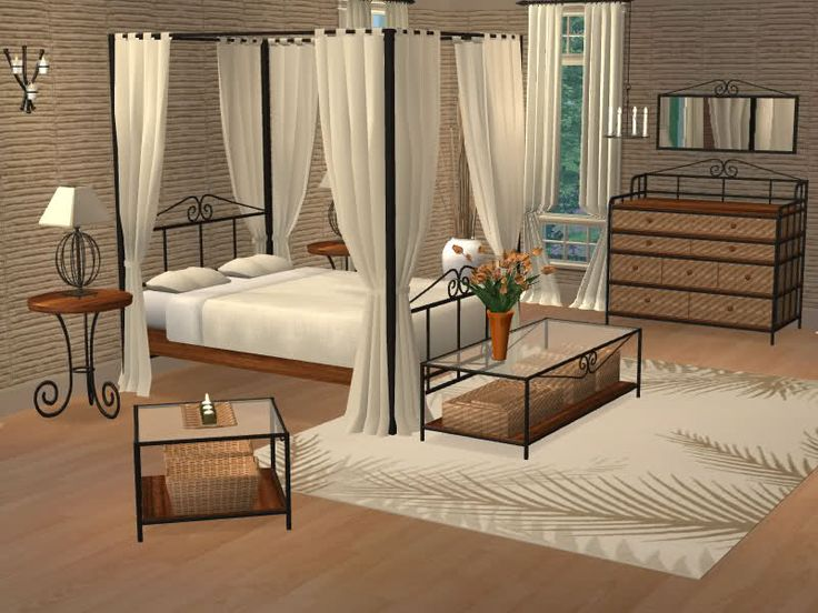 17 best images about sims 2 bedroom on pinterest