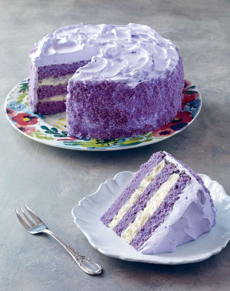 Purple yam and sweet coconut cake recipe from 7000 Islands by Yasmin Newman | Cooked