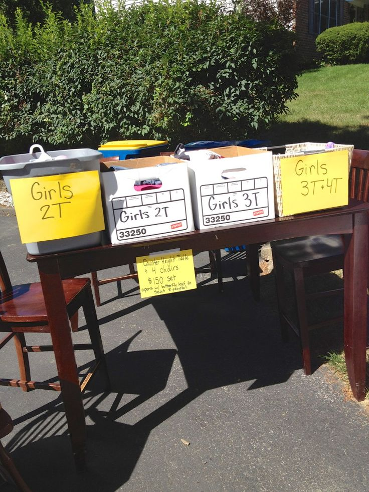 Tips for a WILDLY Successful Yard Sale | Making Lemonade