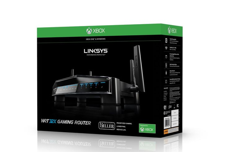 Linksys new router is designed specifically to make your Xbox One connect faster