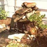 How to Build Outdoor Waterfalls  Outdoor Waterfalls That Are Simple, Cheap