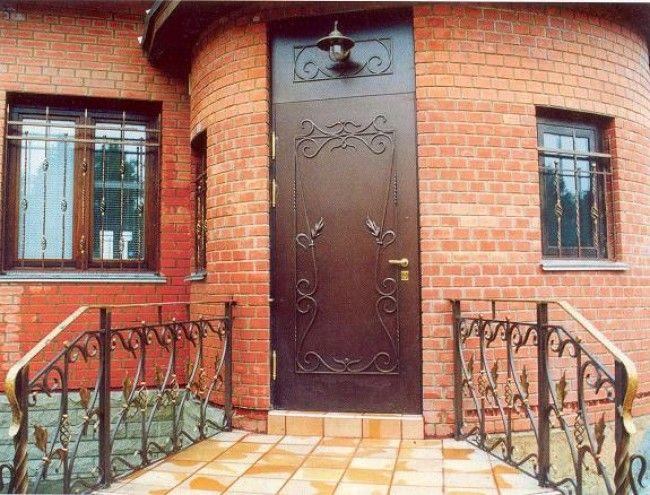 Двери беркут