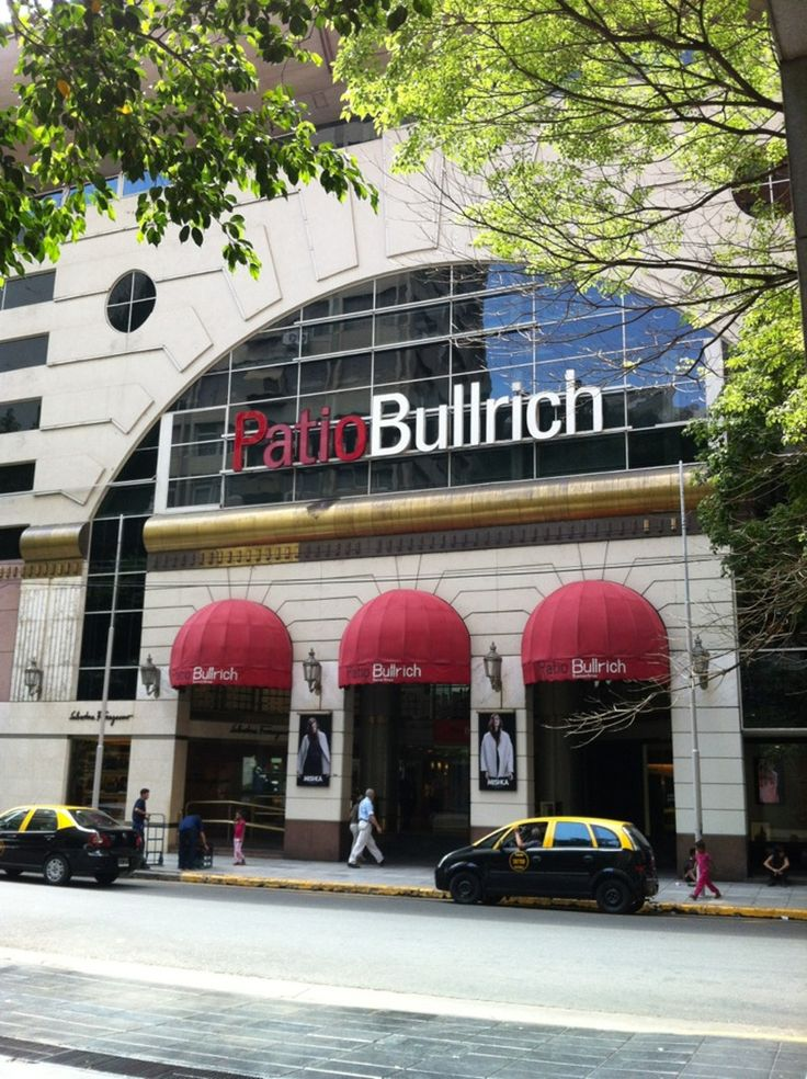 Patio Bullrich, Shopping Mall, Retiro, Buenos Aires