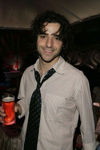Is David Krumholtz not adorable?