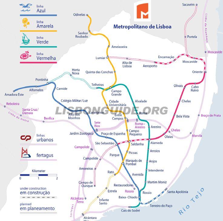 Best Lisbon Map Ideas On Pinterest - Portugal map lisbon