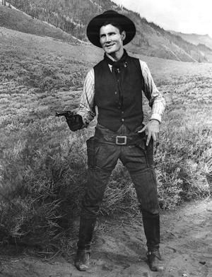 SHANE (1953) - Jack Palance - Directed by George Stevens - Paramount - Publicity Still.