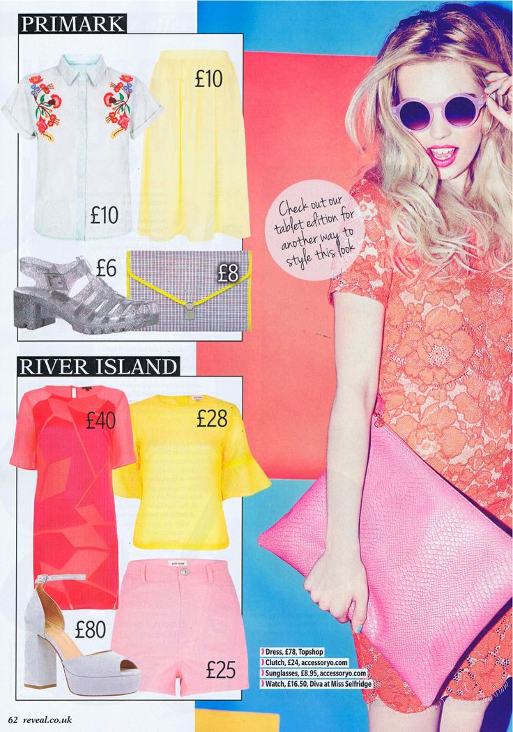 #RevealMagazine #SS14 #photoshoot featuring #accessoryo #pink #crocodileskin inspired #clutchbag and #panto #sunglasses!