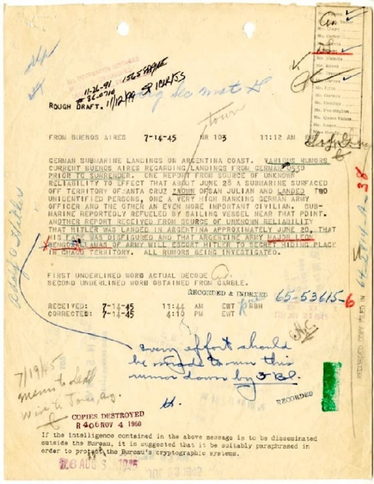Aprilsnarr: Nå er det bevistat Hitler flyktet til Argentina | Historienet.no