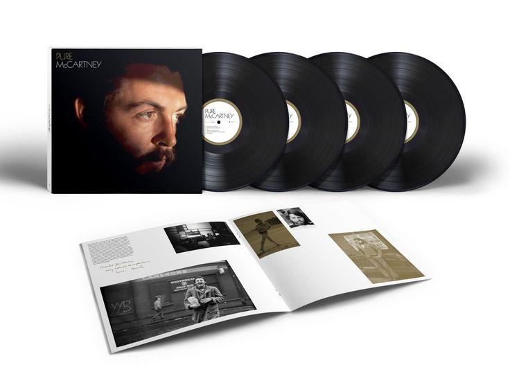 Pure McCartney - kompilacyjny album byłego członka The Beatles. Paul McCartney prezentuje 67 hitów na czterech krążkach CD oraz płytach winylowych.