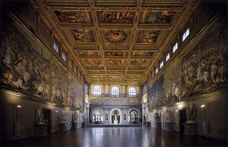 Firenze: alla scoperta di Palazzo Vecchio sulle tracce di Dan Brown - 055Firenze