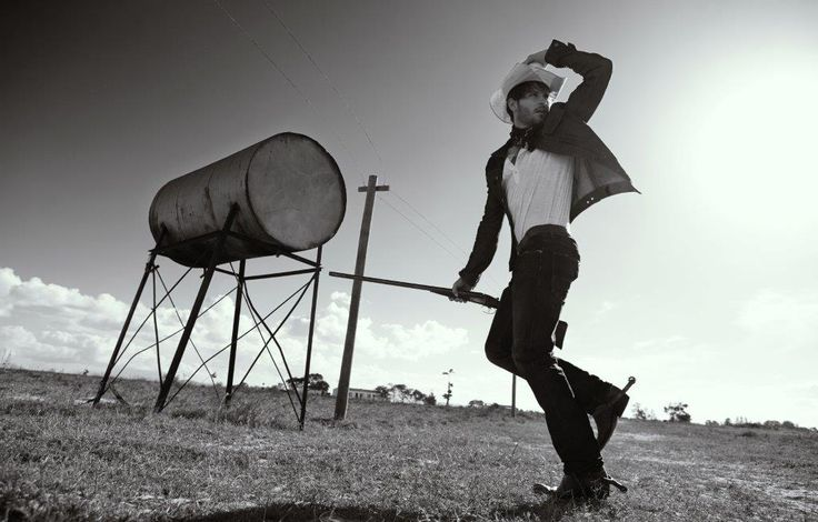Alwyn Coates Photography - Cowboy