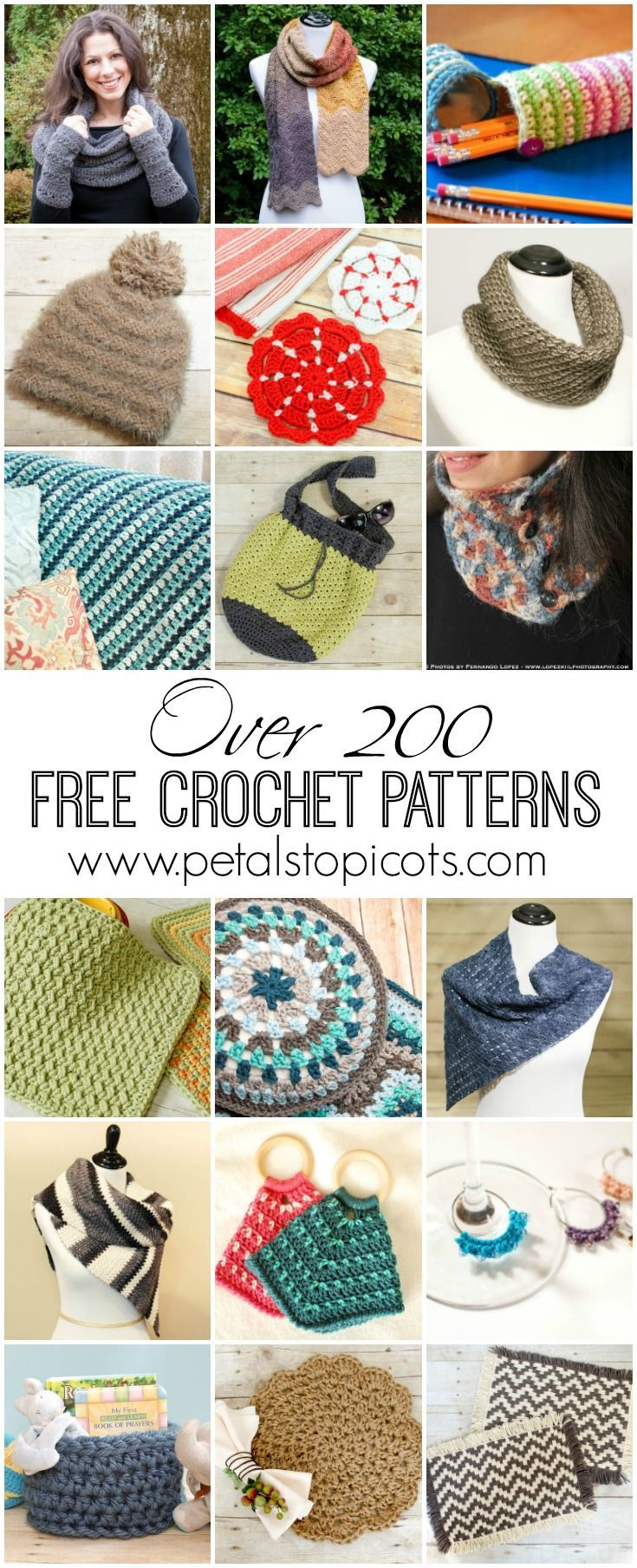 3045 best favorite free crochet patterns images on pinterest find hundreds of free crochet patterns on petals to picots crochet for the bankloansurffo Image collections