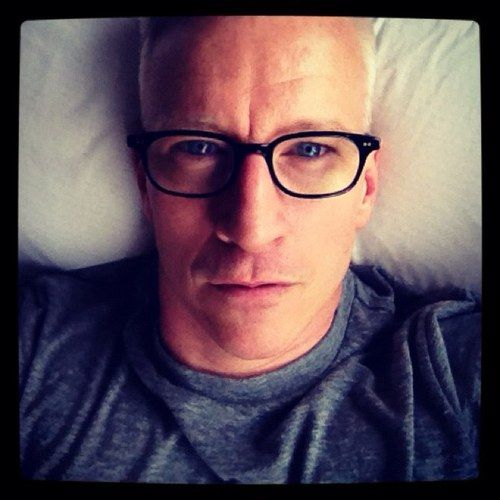 Anderson Cooper...seriously who doesn't love him???