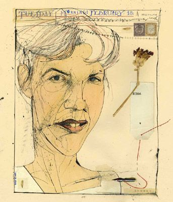 the new yorker : sylvia plath