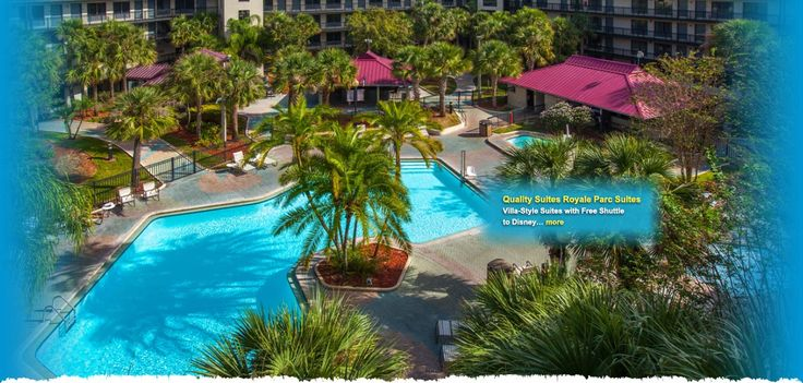 Hotels & Motels in Kissimmee, Orlando Florida Area Hotels & Resorts