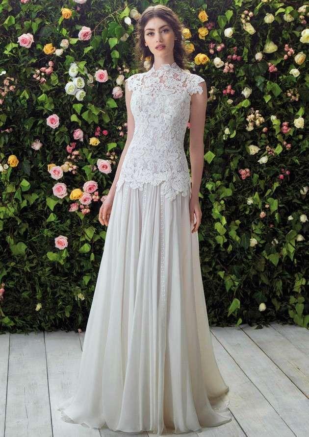 Vestidos de bodas ¡30 Looks Fabulosos! | Vestidos de novia 2016 - 2017 | Somos Novias