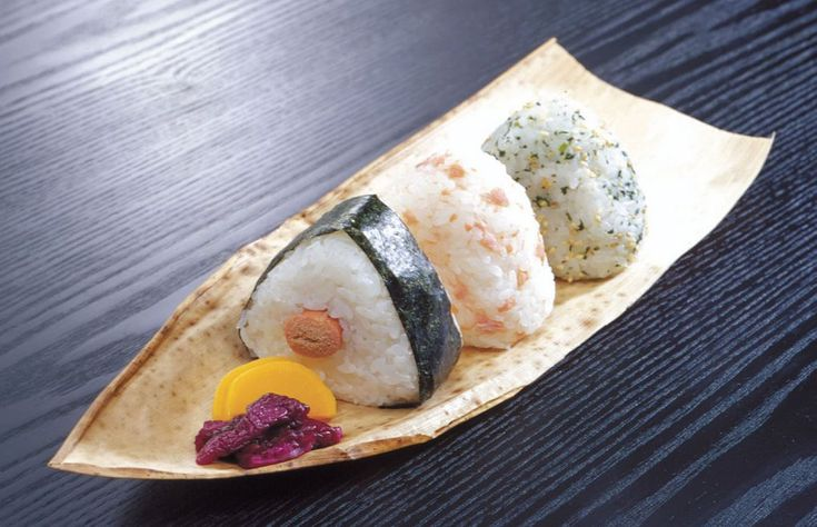April 19 - National Rice Ball Day  Just discovering this site of fun food facts: Asia Japanese Food, National Rice, Rice Ball, April 19, Food Facts, Food It Fuels, Food Onigiri Onigirazu, Foreign Foods, Foodimentary Com