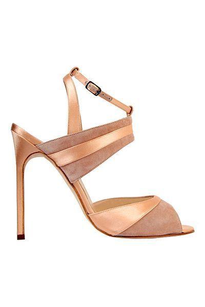 7867d92b21d737 Manolo Blahnik Nude High Heeled Sandal Fall Winter 2013  Manolos  Shoes   Heels  ManoloblahnikHeels
