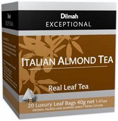 Dilmah Italian Almond Tea (20 Tea Bags)