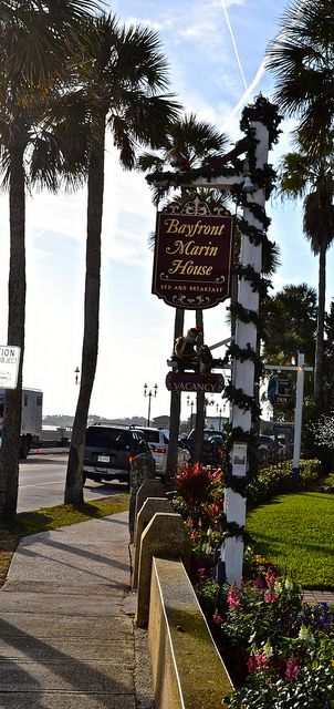 A great lodging option in St. Augustine, Florida - Bayfront Marin House Is A Great Choice http://travelexperta.com/2014/02/places-to-stay-in-st-augustine-florida.html #hotelreview
