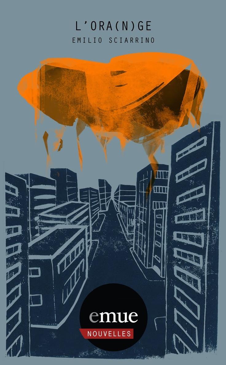 L'Ora(n)ge - cover art by Sasufi (sasufi.net)