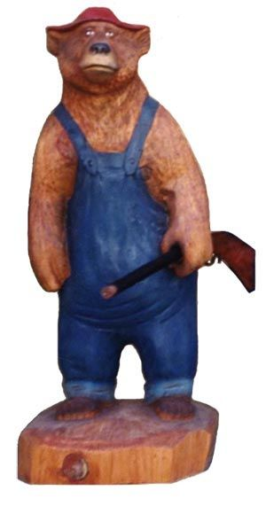 Best images about chainsaw bears on pinterest chain
