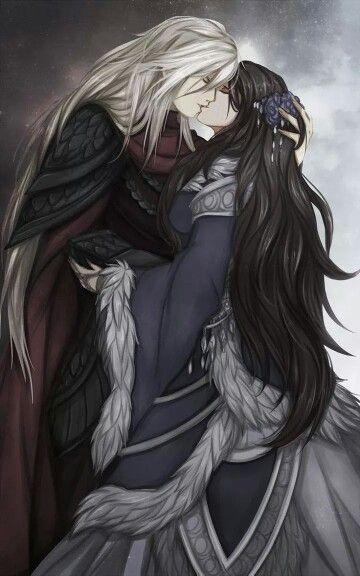 Rhaegar targaryen and Lyana stark