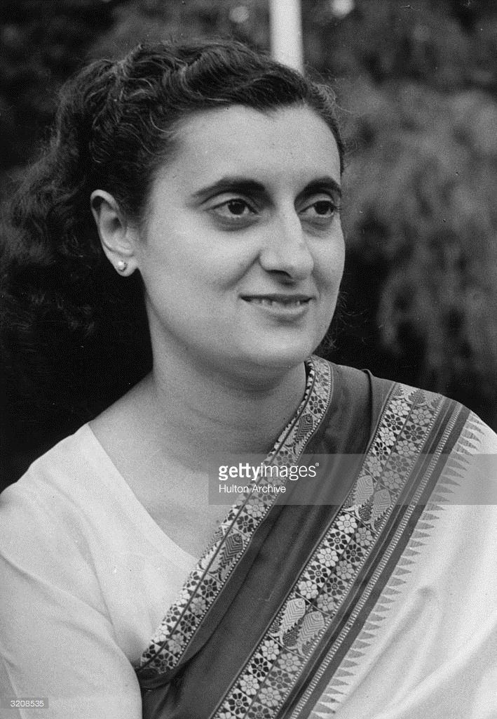 http://media.gettyimages.com/photos/17th-january-1966-portrait-of-indian-prime-minister-indira-gandhi-of-picture-id3208535