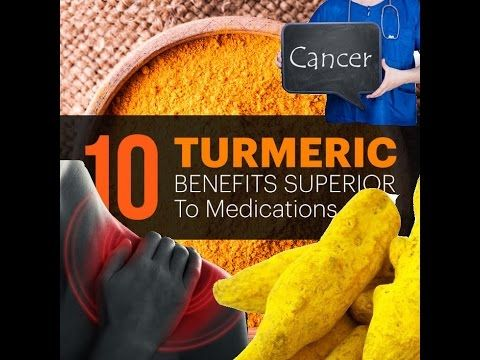 10 Proven Health Benefits of Turmeric and Curcumin Cancer control