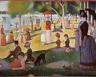 Sunday Afternoon on the Island of La Grande Jatte - Georges Seurat