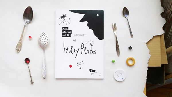 Holey Plates by zilasaule