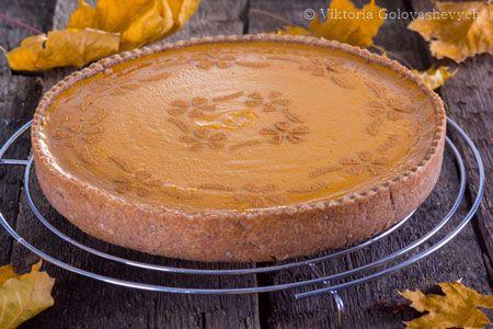 Тыквенный пирог: американский рецепт на День благодарения. Пироги и блюда из теста