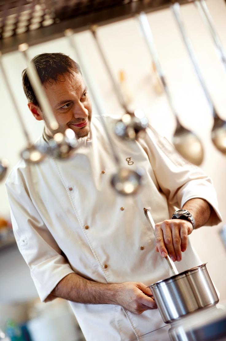 "Ugo Alciati - Chef ""Guido"" Restaurant - Pollenzo (Cuneo) - Italy"