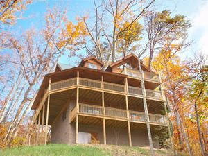 Papa bear lodge pigeon forge wyndham vacation rentals for Papa bear cabin pigeon forge tn
