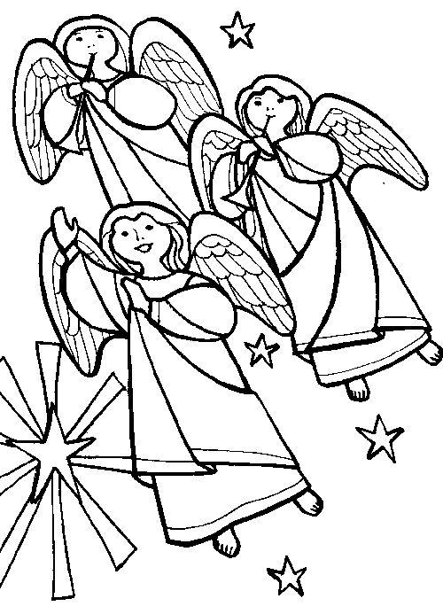 Christelijke Kleurplaten Schepping 25 Beste Idee 235 N Over Engel Tekening Op Pinterest