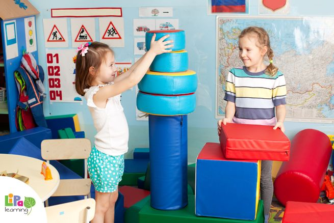 """Follow the leader"" will make one of the most exciting games you can play with your preschoolers."