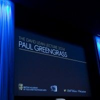 Paul Greengrass' David Lean Lecture transcript.