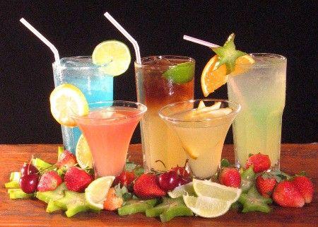 Drinks sem Álcool – Receitas