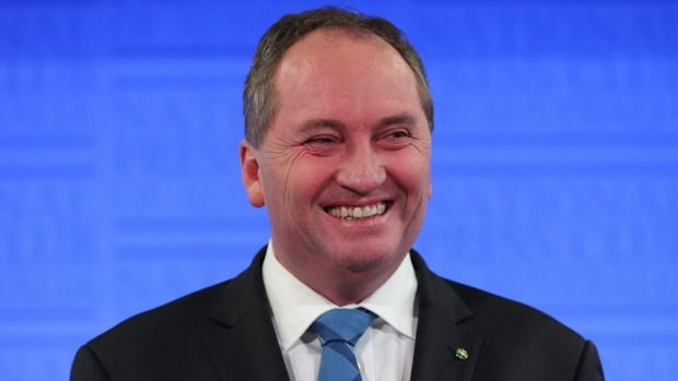 "Deputy Nationals Leader Barnaby Joyce says he hopes Australian politics doesn't become ""sterile"" and overly political correct following outrage over the behaviour of colleagues Jamie Briggs affair and Peter Dutton."