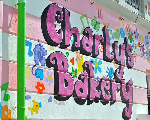 Charly's Bakery... Must Stop Spot to Visit in Cape Town...