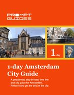 Preplanned 1-day Amsterdam City Guide