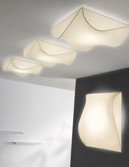 Axo Light stormy comes in white and ivory