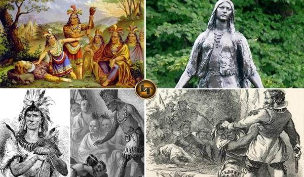 5 Cerita Menyeramkan Dibalik Tokoh Anime Pocahontas