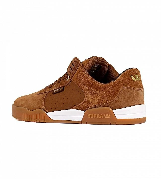 Shoes Teniși Supra Ellington brown/gum