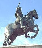 Escultura de Felipe IV (Madrid) 1634-1640